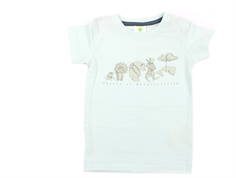 En Fant t-shirt wan blue animal print